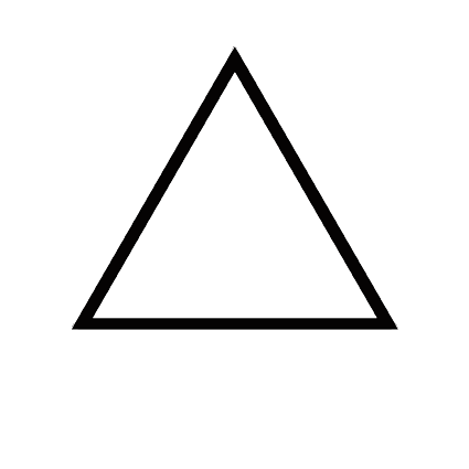 pensee triangle